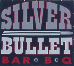 Silver Bullet Bar B Q Logo