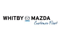 Whitby Mazda logo